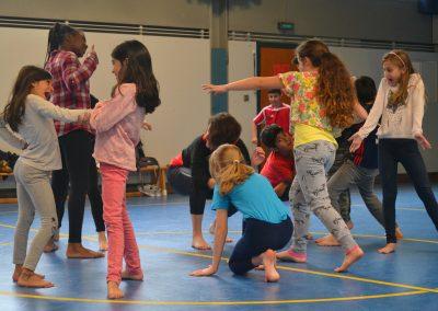 Tanzen in der Grundschule Bad-Soden-Straße – FOCUS TANZ / Tanz und Schule e.V.