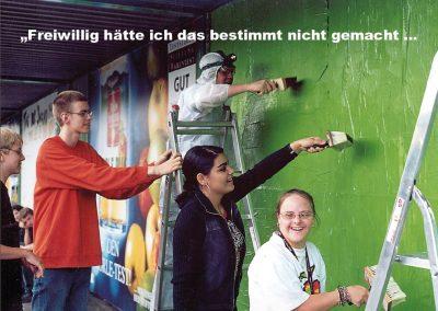 Lernen durch Engagement – Stiftung Gute Tat München