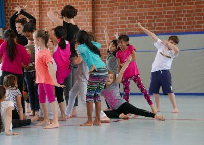 Tanzen in der Förderschule Nadistraße – FOCUS TANZ / Tanz und Schule e.V.
