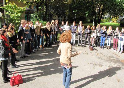 Zukunftsfragen – Junge Leute im Dialog