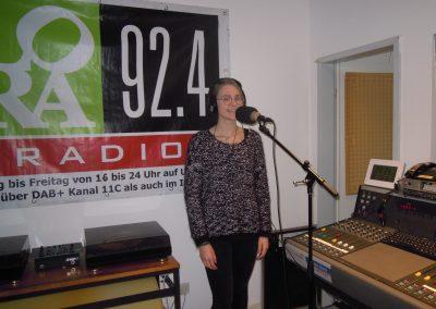"""""""Community Radios: unerlässlicher Teil der 4. Gewalt"""" – Radio LORA"""