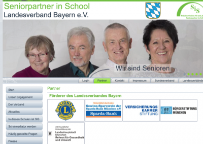 SiS Schulmediatoren – Senior Partner in School e.V.